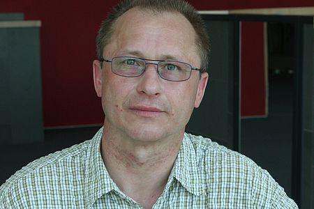 Porträtfoto Michael Rühle