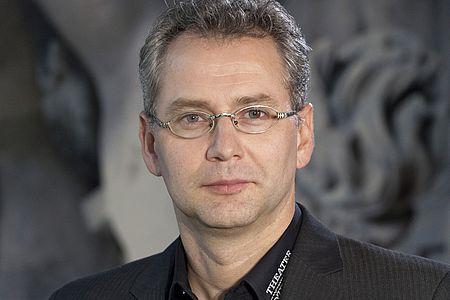 Porträtfoto Ronald Kohrs