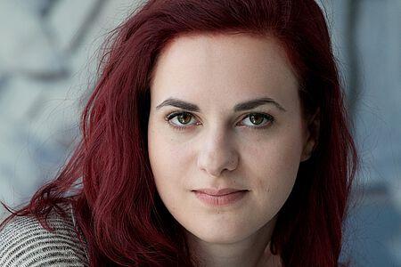 Porträtfoto Julia Klingner