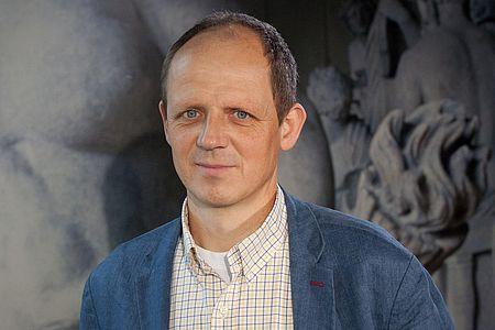 Porträtfoto Martin Suschke