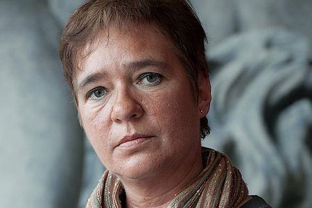 Porträtfoto Annekatrin Weber