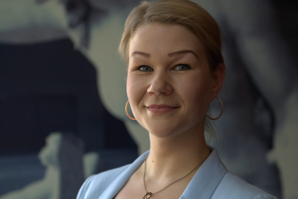 Porträtfoto Anna-Maria Brankatschk