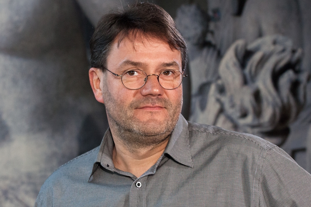 Porträtfoto Christian Herrmann