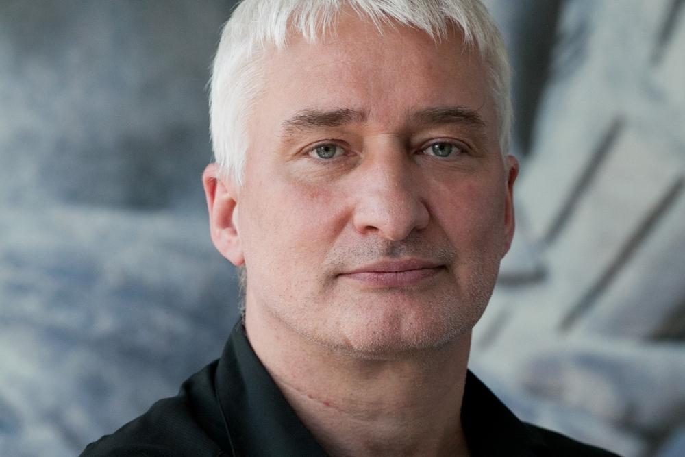 Porträtfoto Erik Dolata