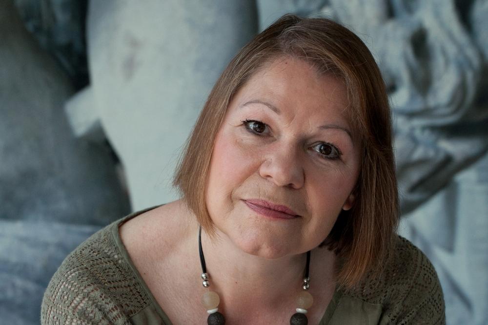 Porträtfoto Petra Maria Wenzel