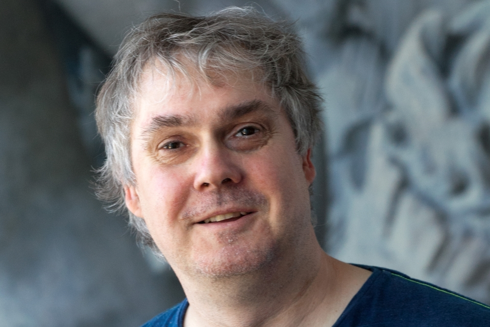 Porträtfoto Torsten Schlosser